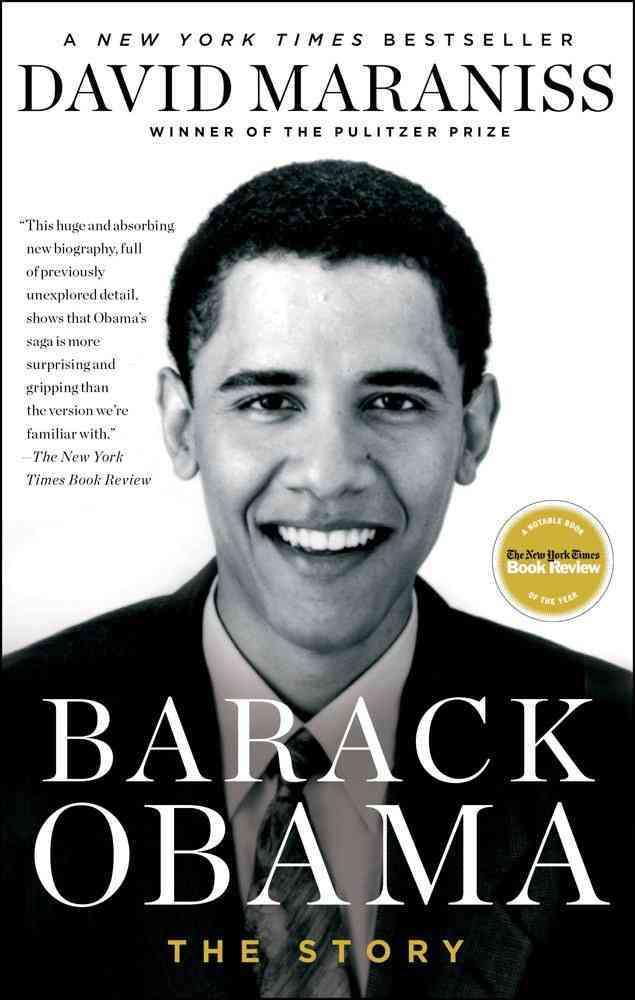 Barack Obama By Maraniss, David